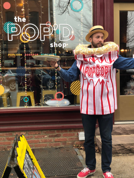 Meet Mark! Our Pop'D Proprietor