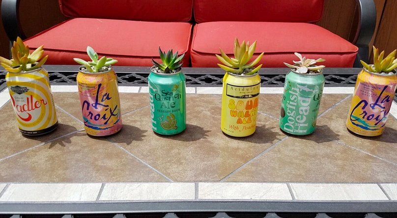 6 Easy Ways To Reuse Your Empty Soda Cans + 1 Bonus