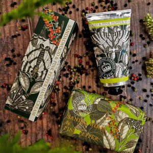 Sandalwood and Pink Pepper Kew Gardens Hand Cream