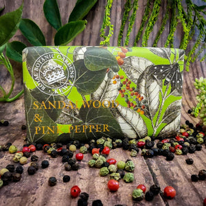 Sandalwood & Pink Pepper Kew Gardens Soap
