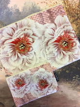 Load image into Gallery viewer, Peony - Makeup Bag & Purse Set
