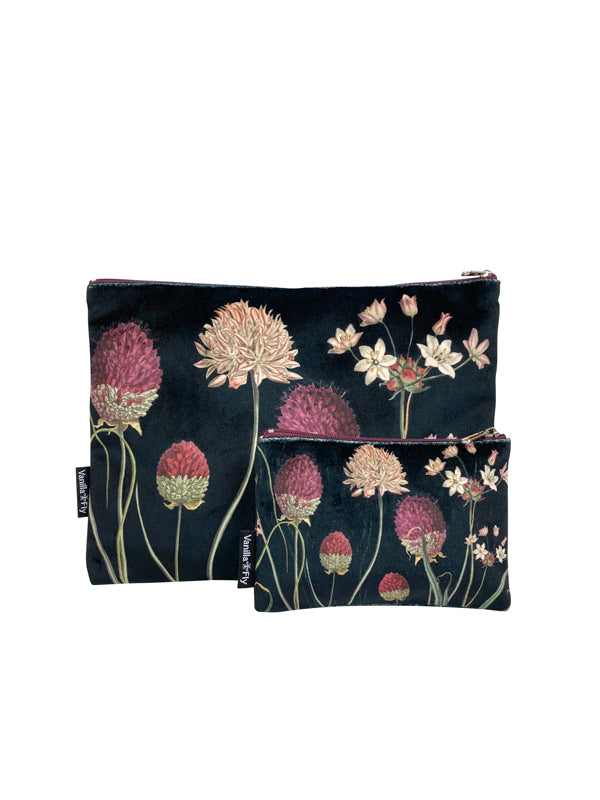 Alliums - Makeup Bag & Purse Set
