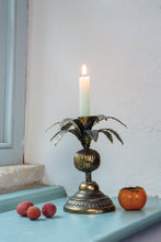 Load image into Gallery viewer, Candlestick Golden Palm