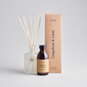 Grapefruit and Lime Reed Diffuser by St Eval