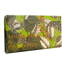 Load image into Gallery viewer, Sandalwood & Pink Pepper Kew Gardens Soap