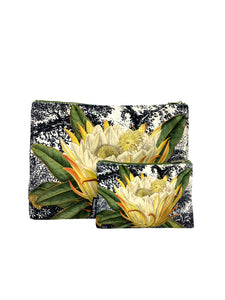 Protea - Makeup Bag & Purse Set