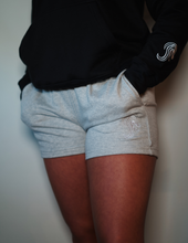 Load image into Gallery viewer, Ladies Crop Top Tees (Electric Blue)