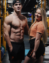 Load image into Gallery viewer, Unisex Performance Silky Joggers (Gold)