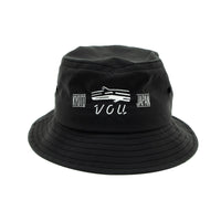 VOU BUCKET HAT (BLACK)