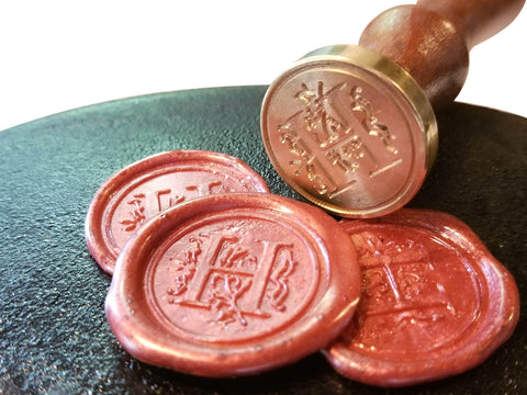 Acceptance Letter Wax Seal