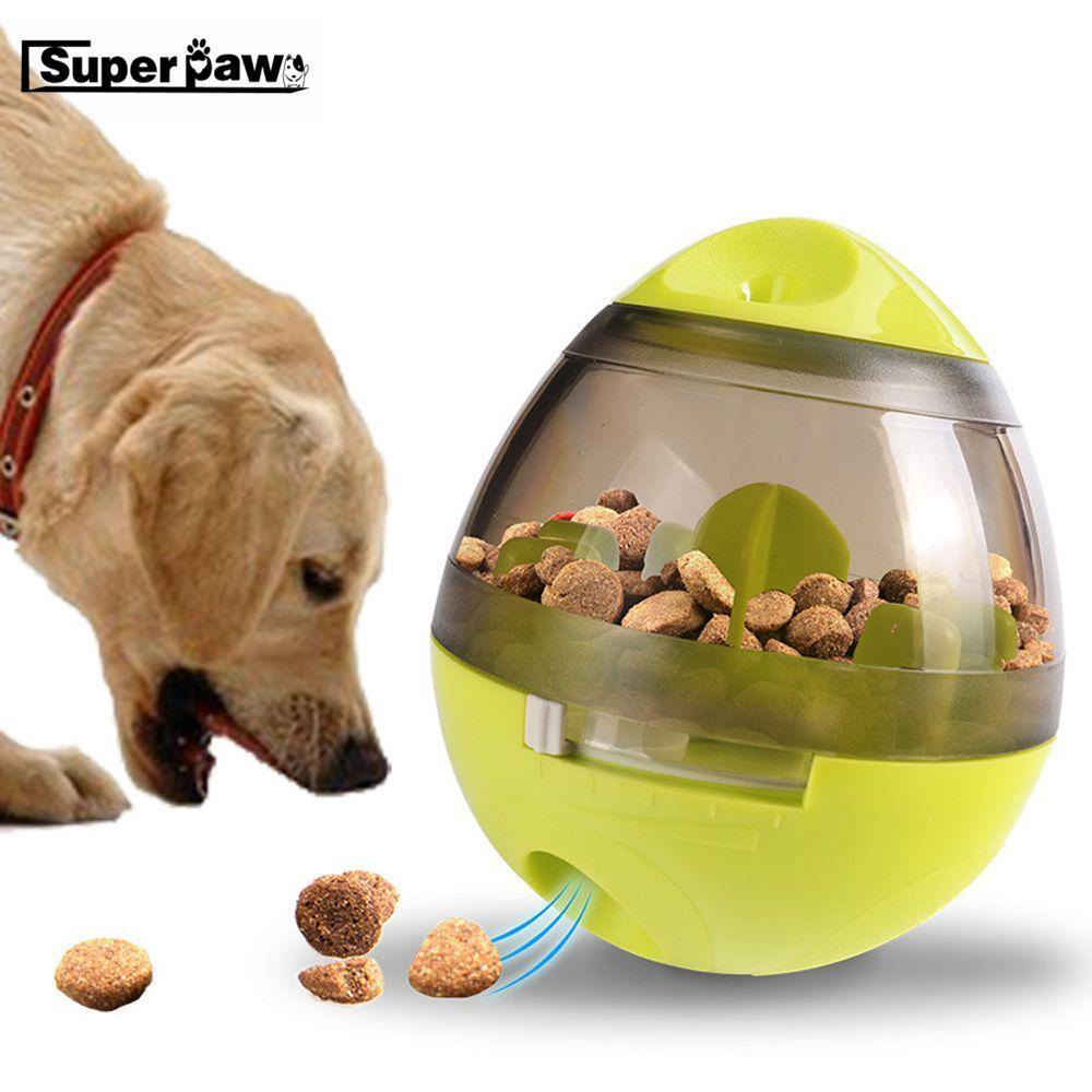 Interactive Dog & Cat Toy Treat Ball - eVariah Shop