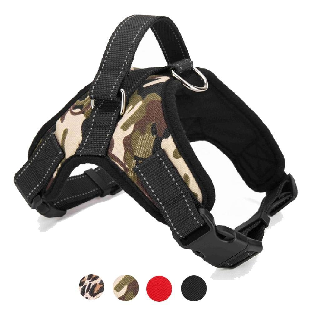Dog Harness Adjustable Collar - eVariah Shop