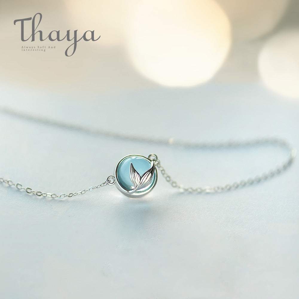 Bubble Design Crystal Necklace