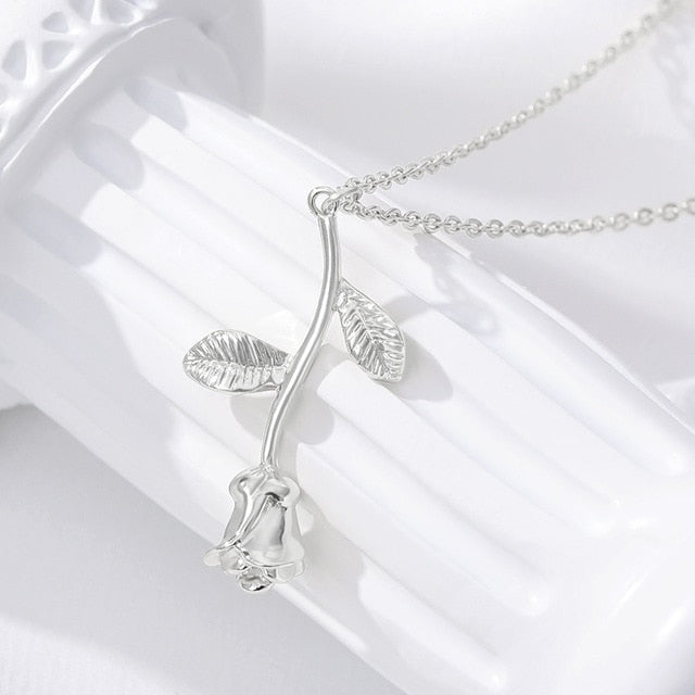 Stylish Butterfly Necklace Lovely Insect Animal Metal Necklace Chain