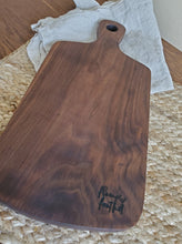Load image into Gallery viewer, Serving Board - Large Walnut 2