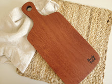 Load image into Gallery viewer, Serving Board - Large Mahogany