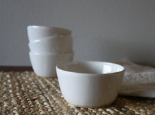 Load image into Gallery viewer, Bowl Set, Mini - Gloss White