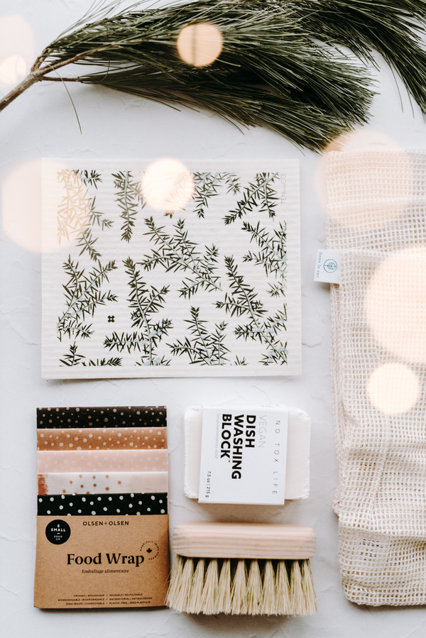 GIFTS FOR THE ZERO-WASTE NEWBIE
