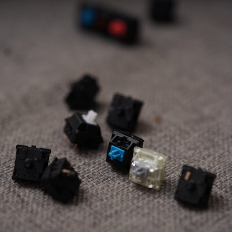 Genuine Cherry Mx Switches (10 Pcs per Lot)