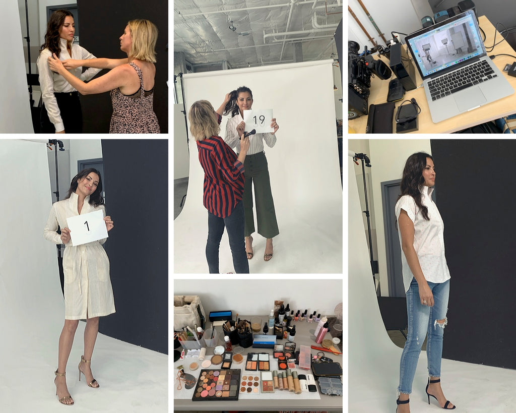 Behind the Scenes from our Spring/Summer 2020 Photoshoot