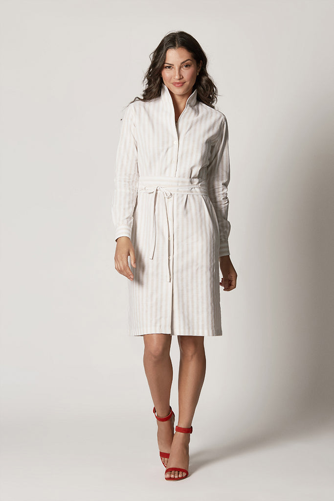 SHIRT DRESS: FRENCH LAUNDRY