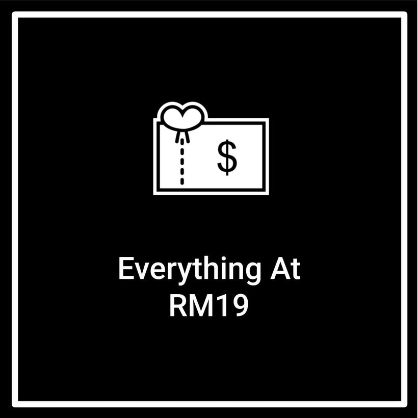Everything at RM19 | Xhopaholic Online Fashion Store