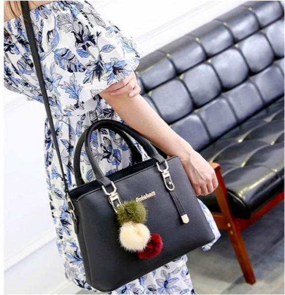 Luxury Women PU Leather Cross Body Handbag
