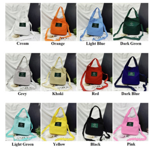 Trendy Korean Mini Women Shoulder Sling Bag