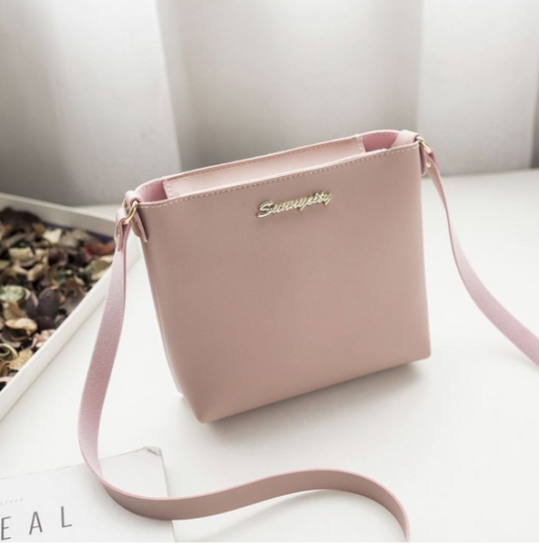 Premium PU Leather Fashionable Sling Bag
