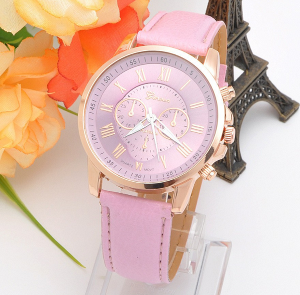 Korean Fashionable Magnetic Buckle Sky Diamond Stainless Steel Watch