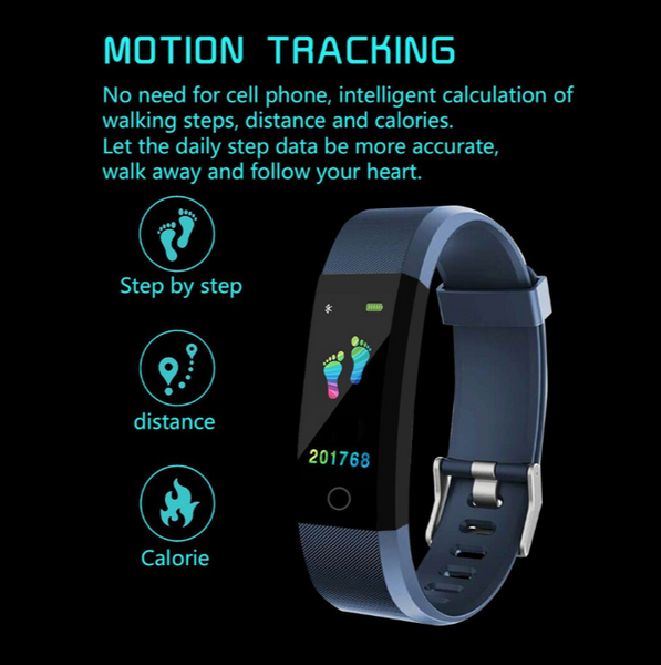 Multi-Functional Fitness Smart Sports Watch Band
