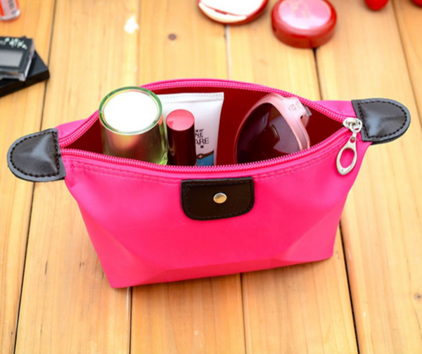 Makeup Travel Zip Pouch