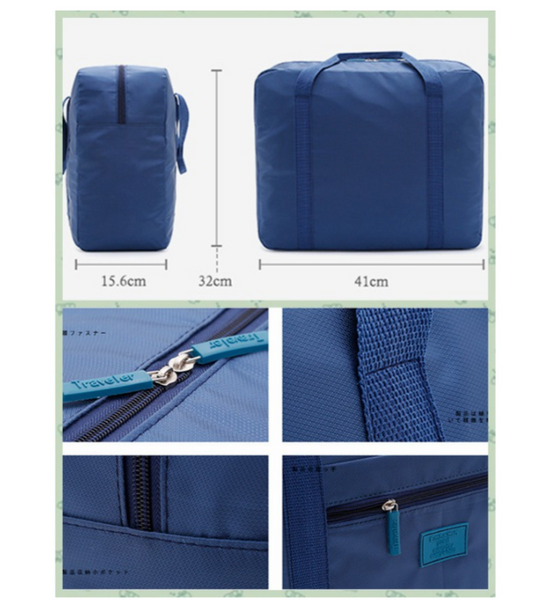 Multi-Function & Waterproof Foldable Luggage Bag Organizer