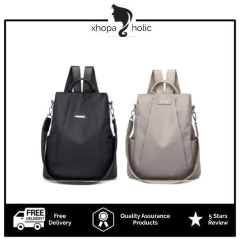 Calico Tag Women Travel Backpack