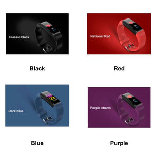 [Bundle Set of 3] [Only at RM89] Multi-Functional Fitness Smart Sports Watch Band