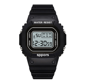 Multi-Functional Unisex LED Digital Watch
