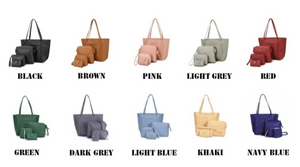 Premium Designed 4 in 1 Women Handbag