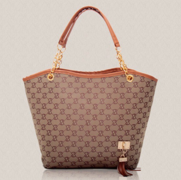 Chain Tote Women Shoulder Bag For Travel