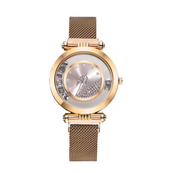 Corla Swan Designed Magnetic Women Watch