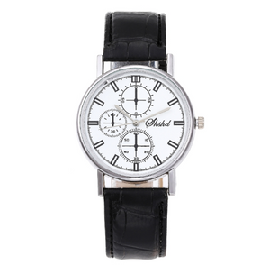 Rodney Leather Business Men's Watch