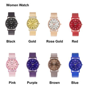 [2 For RM35] [100% Ready Stock] Bobby Analog Women Watch