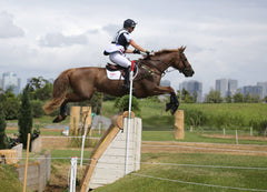Jumping Horse Eventing