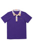 WATERCOLOUR POLO PURPLE