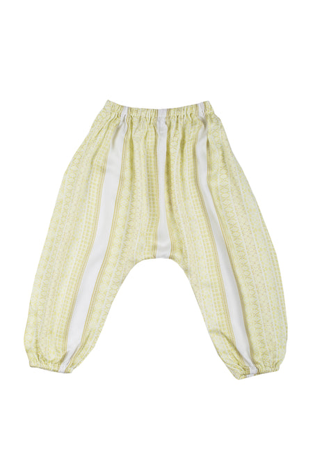 ASHA PANTS (in Yellow)