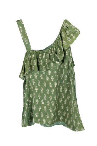 LALITA TOP GREEN (ADULT)