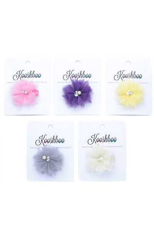 DANDELION HAIRCLIPS