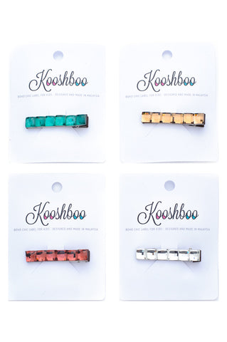 DAZZLE HAIRCLIPS