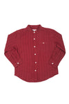 ALEX SHIRT (in Burgundy)