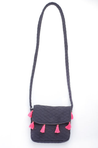 TILLY BAG - DARK GREY