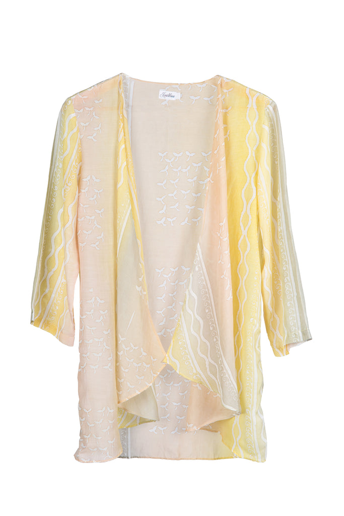 DAHLIA CARDIGAN YELLOW (ADULT)